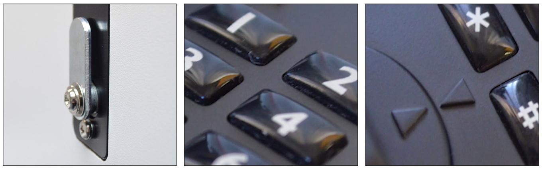Code Spindschloss Nano